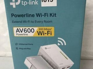 TP lINK POWERlINE WI FI KIT