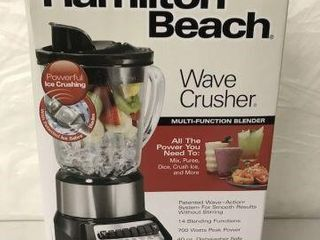 HAMIlTON BEACH WAVE CRUSHER