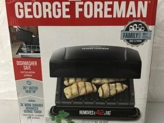 GEORGE FOREMAN NONSTICK COATED GRIll PlATES