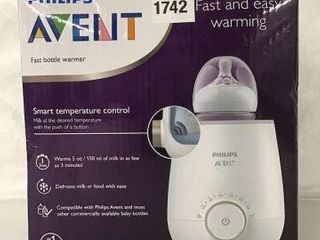 PHIlIPS AVENT FAST AND EASY WARMING