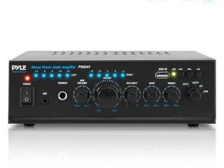 PYlE PTAU45 120 WATT X 2 STEREO POWER AMP WITH