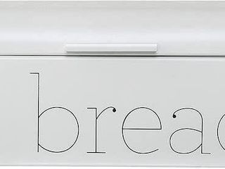BlOOMINGVIllE METAl BREAD BIN