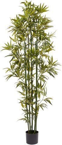 PURE GARDEN 6FT ARTIFICIAl BAMBOO