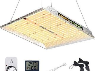 MARS HYDRO TS 1000 lED GROW lIGHT DAISY CHAIN