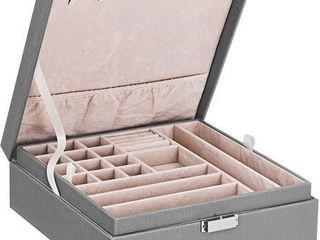 BEWISHOME SSH71H JEWElRY BOX