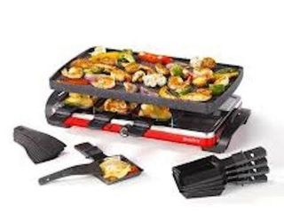 STARFRIT THE ROCK RAClETTE PARTY ElECTRIC GRIDDlE