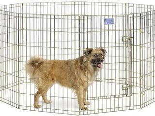 MIDWEST 544 36 FOlDABlE METAl PET PEN APPROX 24W