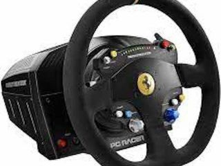 THRUSTMASTER TS PC RACER STEERING WHEEl  MISSING