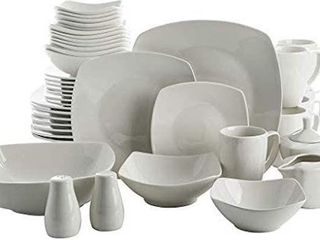 GIBSON HOME ZEN BUFFET DINNERWARE SET