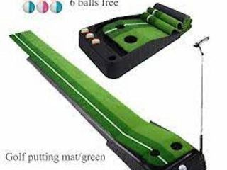 INDOOR GOlF PUTTING MAT TRAINER 30 X 250 X 30 CM