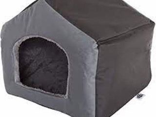 PETMAKER COZY COTTAGE PET BED 19 X 18 5