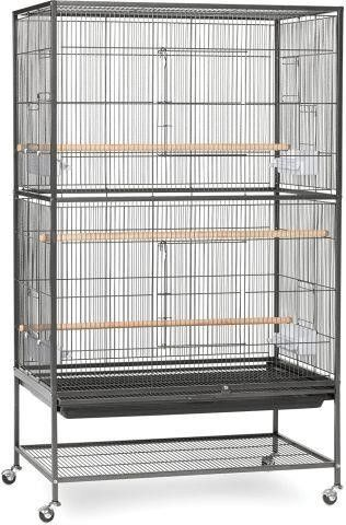 PREVUE HENDRYX F040 WROUGHT IRON FlIGHT CAGE 31