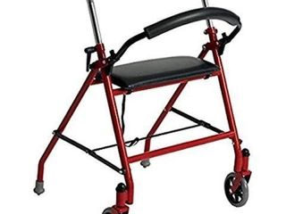 DRIVE COMPETITIVE EDGE ROllATOR WITH 5  WHEEl