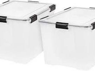 IRIS USA UCB lDD QUART WEATHERTIGHT STORAGE BOX