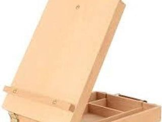 WOODEN ART EASEl BOX