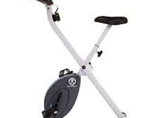 FOlDABlE UPRIGHT BIKE  MARCY NS 652