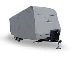 WOlF POlYPROPYlENE TRAVEl TRAIlER COVER