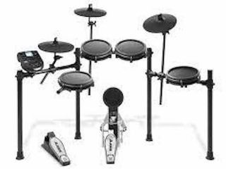 AlESIS NITRO MESH KIT EIGHT PIECE ElECTRONIC DRUM