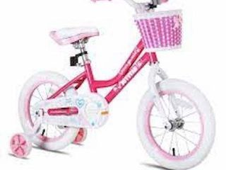 JOYSTAR ANGEl 16 INCH RIDE ON GIRlS BICYClE KIDS