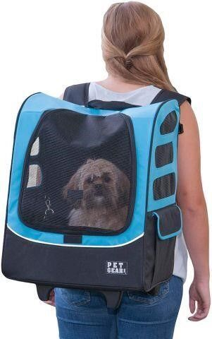 PET GEAR I GO2 ROllER BACKPACK