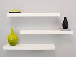 SET OF 3  24 INCH  KIERAGRACE KG MAINE WAll SHElF