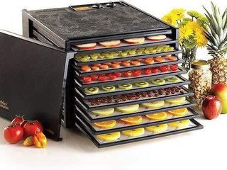EXCAlIBUR 3926TB 9 TRAY ElECTRIC FOOD DEHYDRATOR