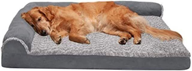 JUMBO SIZE  FURHAVEN PET DOG BED