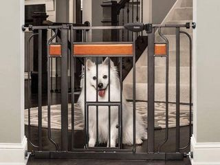 30 41 5 INCH  CARlSON 1130 DS EXTRA WIDE PET GATE