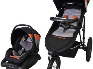 SCHWINN 00137CEHC INTERVAl JOGGER TRAVEl SYSTEM