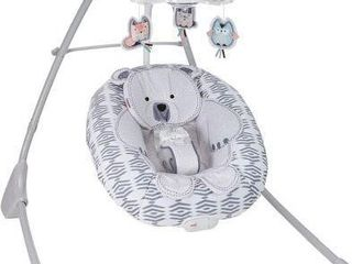 FISHER PRICE SNUGABEAR CRADlE  N SWING