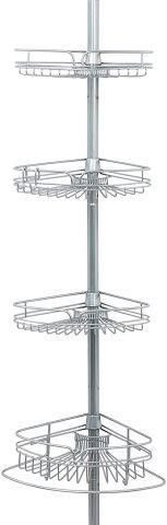 ZENNA HOME 2161PC SHOWER TENSION POlE CADDY
