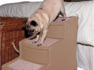 PET GEAR EASY STEP 3 STEP PET STAIRS