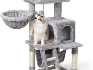 38 INCH  RABBITGOO CAT TREE CAT TOWER