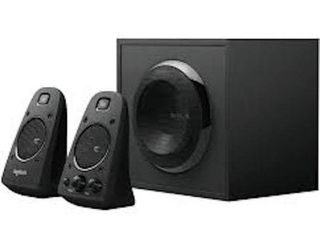 lOGITECH Z623 2 1 SPEAKER SYSTEM WITH SUBWOOFER