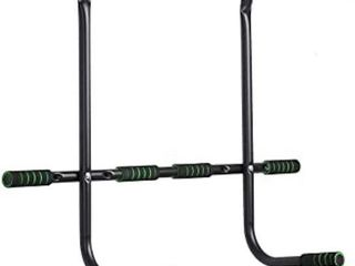 BODYROX DOOR WAY PUll UP BAR DIP STATION