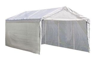 SHElTER lOGIC CANOPY ENClOSURE KIT  10 X 20 FEET