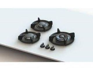 PITT BY REGINOX CAPITAl 3 RING GAS BURNER HOB