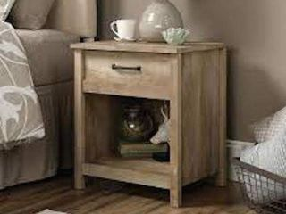 SAUDER NIGHT STAND  65 3 X 56 2 X 44 5 CM