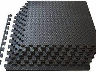 PROSOURCEFIT EXERCISE PUZZlE MAT SET OF 6  24 X