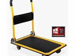 MAXWORKS FOlDABlE PlATFORM DOllY  28 75 X 18 75 X