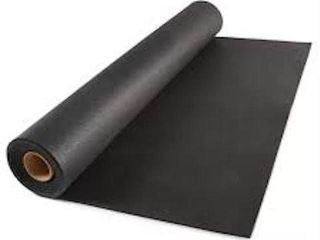 1 4 INCH THIN RUBBER MAT  48 INCH WIDE