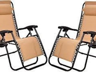 BAlANCEFROM ZERO GRAVITY ADJUSTABlE CHAIR  SET OF
