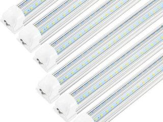 JESlED T8 lED TUBE lIGHT  SET OF 6  4 FEET
