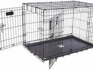 PRECISION PROVAlUE 2 DOOR DOG CRATE  19 X 12 X 14
