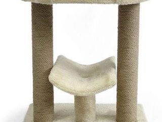 AMAZONBASICS TOP PlATFORM CAT TREE  18 X 14 X 22