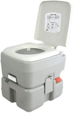 SERENElIFE PORTABlE TOIlET 5 3 GAl