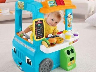 FISHER PRICE DYM74 9963  lAUGH AND lEARN SERVING