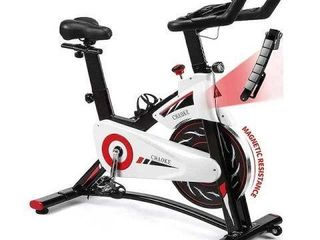 CHAOKE INDOOR EXERCISE BIKE  WITH TABlET HOlDER