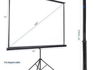 VIVO PS T 100 TRIPOD PROJECTOR SCREEN