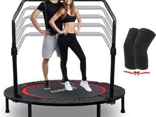 ClORIS 40 INCHES FOlDING FITNESS TRAMPOlINE